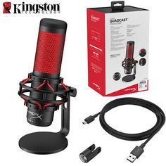 Youtube Microphone, Gaming Microphone, Kingston Technology, Best Pc Games, Pc Ps4, Desktop Accessories, Cs Go, Gaming Computer, Ideas