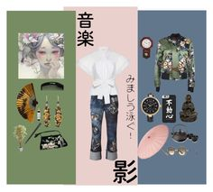 """""""Japan"""" by belen-cool-look ❤ liked on Polyvore featuring Dsquared2, raen, La Mer, Tom Ford, shu uemura, Adagio Teas, Valentino, Delpozo, Cultural Intrigue and Casetify"""