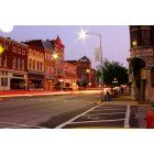 Winchester, Kentucky  My home since 1989; it reminds me very much of my hometown :)