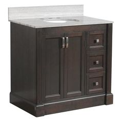 "Magick Woods 37"" Wellington Collection Vanity Base"