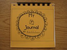 Gratitude journals for children!  Is this something you could try with your students?