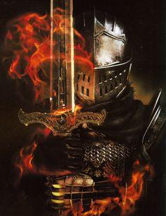 Dark Souls sword hilt