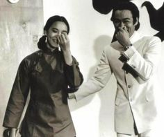 Brucie and  Nora Miao -Fist of Fury