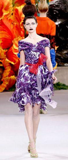 coco-is-haute: Christian Dior Haute Couture Fall...