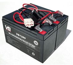 Razor 12 Volt Electric Scooter Batteries High Performance - Set of 2 Includes New Wiring Harness Fits: Razor Dirt Quad Razor Dune Buggy Razor Razor Ground Force Drifter Go Kart Razor Ground Force Go Kart Razor iMod Razor Dirt Rocket R Electric Skateboard, Electric Scooter, Razor Pocket Mod, 24 Volt Battery, Kick Scooter, Ride On Toys, Quad, Top, Coloring Books