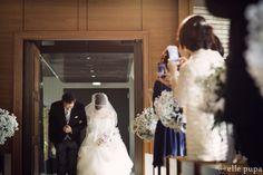 結婚式 at オリエンタルホテル神戸*挙式 |*ウェディングフォト elle pupa blog*|Ameba (アメーバ)