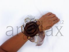Chocolate coloured flax flower wrist corsage with hapene flax foliage and chocolate organza ribbon Wedding Cake Toppers, Wedding Cakes, New Zealand Flax, Flax Flowers, Wrist Corsage, Chocolate Color, Organza Ribbon, Prom Ideas, Corsages