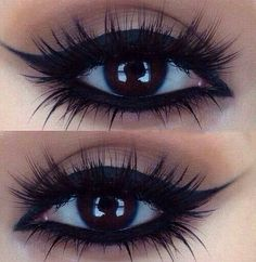 Mascara allows you to darken and extend your eyelashes to true movie starlet glamour, and forms the central piece of many women's make up bags. Get the most from this essential bit of make up kit with these three essential mascara tip Pretty Makeup, Love Makeup, Makeup Inspo, Makeup Ideas, Makeup Hacks, Simple Makeup, Awesome Makeup, Makeup Tips, Makeup Trends
