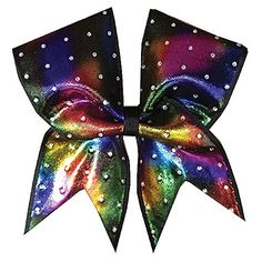 Cheerleading bows for sale at very competitive prices. Beautiful competition bows to make your team sparkle. Big Hair Bows, Toddler Hair Bows, Making Hair Bows, Bow Hair Clips, Bow Making, Cheerleading Hair Bows, Cheerleading Stunting, Cute Cheer Bows, Toddler Hair Accessories