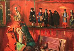 Leon Wyczółkowski - Stańczyk, 1898