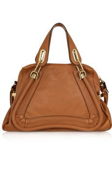 One of my purse likes.. not sure what the color but it looks like cognac. Chloe purse looks classy..