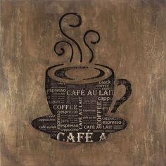 20 X 20-in Coffee Cutout Box Espresso Cafe, Coffee Wall Art, Decoration, Box, Wedding Dresses, Decor, Bride Dresses, Snare Drum, Bridal Gowns