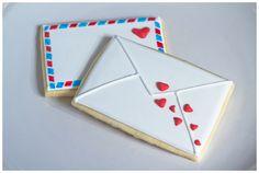 Liebesbriefkekse