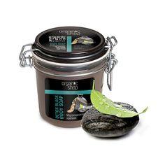 Detox black body soap