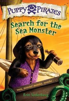 Search for the Sea Monster (Puppy Pirates #5)