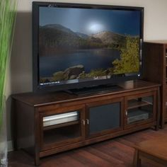 costco camden brown 60in television stand