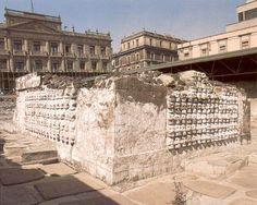 Real Skull Rack Aztec - Bing Images: