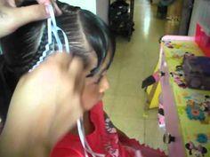 5 Tejidos en trenza para peinados infantiles - YouTube Little Girls, Braids, Hair Beauty, Youtube, Hair Styles, Google Search, Videos, Anime, Easy Hairstyles