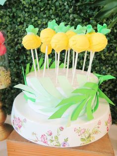Vivienne's Tropical Pink Flamingo Themed Party – Birthday Cake Pops, Party Themes, Party Ideas, Two Tier Cake, Different Shades Of Pink, Shaped Cookie, Paper Lanterns, Craft Party, Pink Flamingos