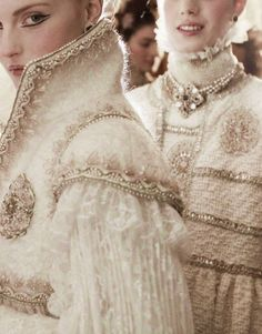 Chanel FW 2013. This line seriously brought a tear to my eye it is sooooo damn beautiful!!