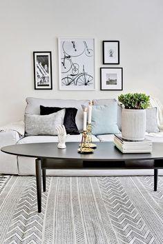 Design Vintage | Geometric Rug | House Doctor | Block Rug | Rug