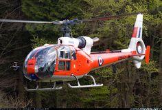 Aerospatiale (Westland) SA-341D Gazelle HT3 aircraft picture