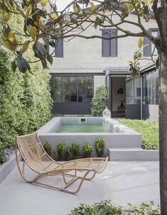 Les mini jardins vont adorer ces petites piscines - Elle Décoration