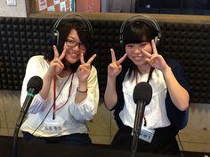 「おじゃましま〜〜す!765」は、愛知県立木曽川高等学校の職場体験の生徒でした。