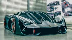HERE'S WHY THE TERZO MILLENNIO IS THE COOLEST LAMBORGHINI EVER MADE