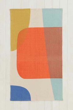 Assembly Home Layered Shape Rug - Urban Outfitters