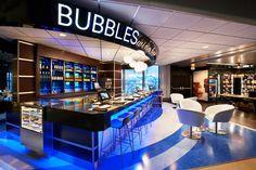 Bubbles Wine Bar by Chute Gerdeman