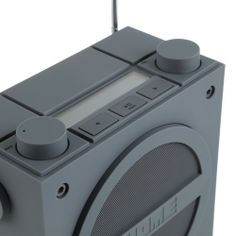 colette IHOME Bluetooth boombox - how do they achieve this surface finish? could we do it w/ MDF?