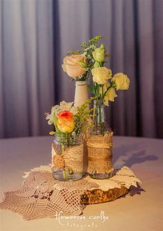 Casamento rústico - Garrafas DIY - wedding - rustic wedding - Summer wedding