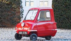 World's smallest production car sells for $235,000 at auction - The Globe and Mail