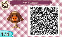 Animal Crossing QR Codes and Blog