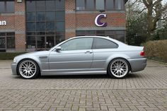 [E46] 2005 M3 CS - Silver Grey with Black Leather SOLD - The M3cutters - UK BMW M3 Group Forum