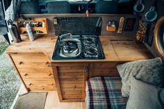 Our beloved 1996 VW transporter. 80000 miles (and counting) in a self build home. Find us on...