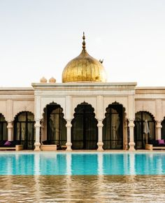 How to Live Like Royalty in Morocco