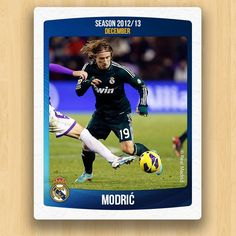 Real Madrid Collections - Modrić