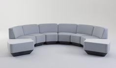Laura Lounge from Davis Furniture