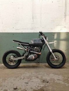 MotoPreserve Reader Nicholas sent in his take on the Yamaha XT600