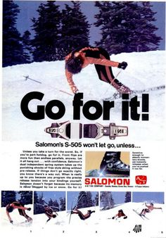 SKI Nov 1972 - Salomon and A&T - pugski.com
