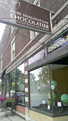 Cbus52: Columbus in a Year: Pure Imagination Chocolatier - Grandview Heights