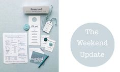 free printable program (perfect for a destination wedding weekend)
