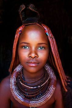 Стена African Girl, African Beauty, African Women, We Are The World, People Around The World, Black Is Beautiful, Beautiful Eyes, Himba Girl, Africa Tribes