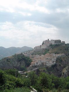 Muro Lucano, Italy. This is where my great grandma came from when she was about 7 years old