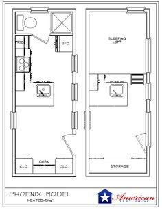 12 Tiny House Floor Plans Ideas Tiny House Floor Plans House Floor Plans Tiny House