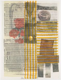 MoMA   The Collection   Robert Rauschenberg. One More and We Will Be More Than Half Way There. 1979
