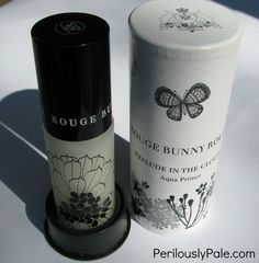 Rouge Bunny Rouge Prelude in the Clouds Aqua Primer ~ Click through for review.