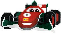 Francesco Cars Hama beads